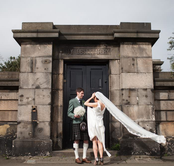 Edinburgh Wedding Photographer | Balmoral Hotel Edinburgh Wedding | Chiara & Rob: A Preview