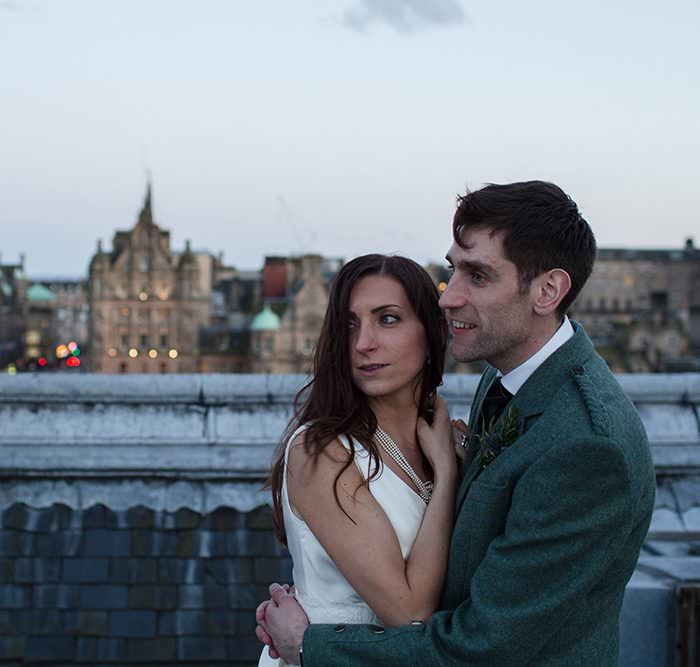 Balmoral Hotel Edinburgh Wedding | Edinburgh Wedding Photographer | Chiara & Rob