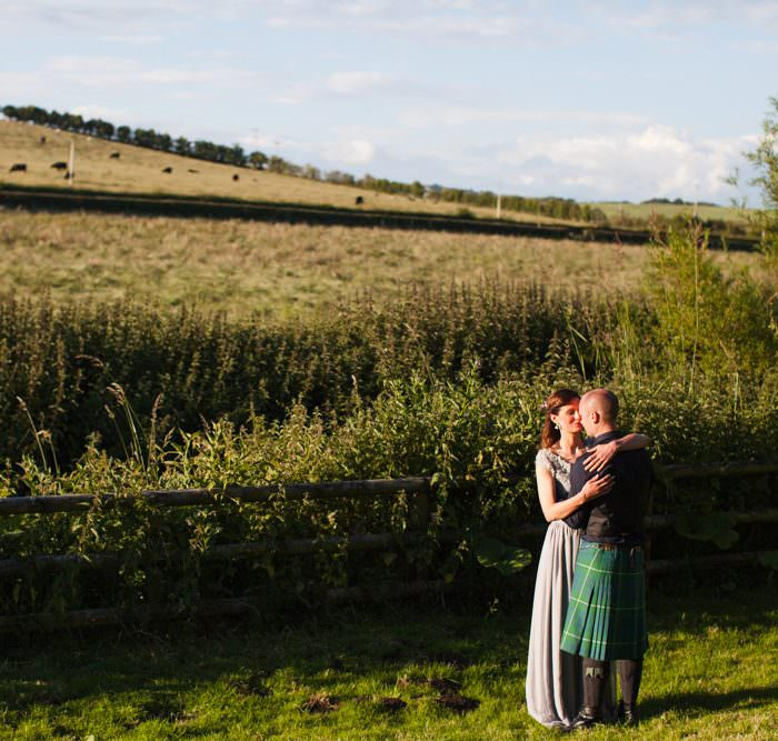 Wedding Photographer Ayr | Dalduff Farm Wedding | Leah & Greg: A Preview