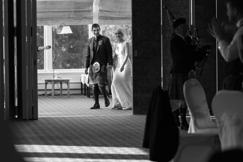 Cornhill House wedding