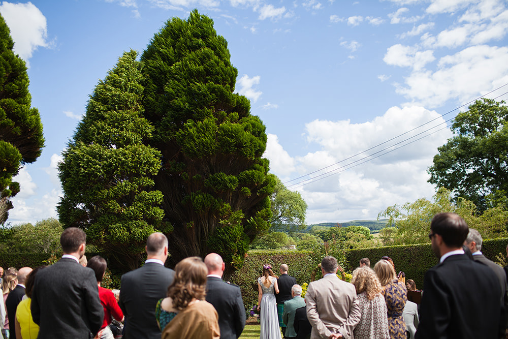 Outdoor Ceremony Scotland | Lauren McGlynn