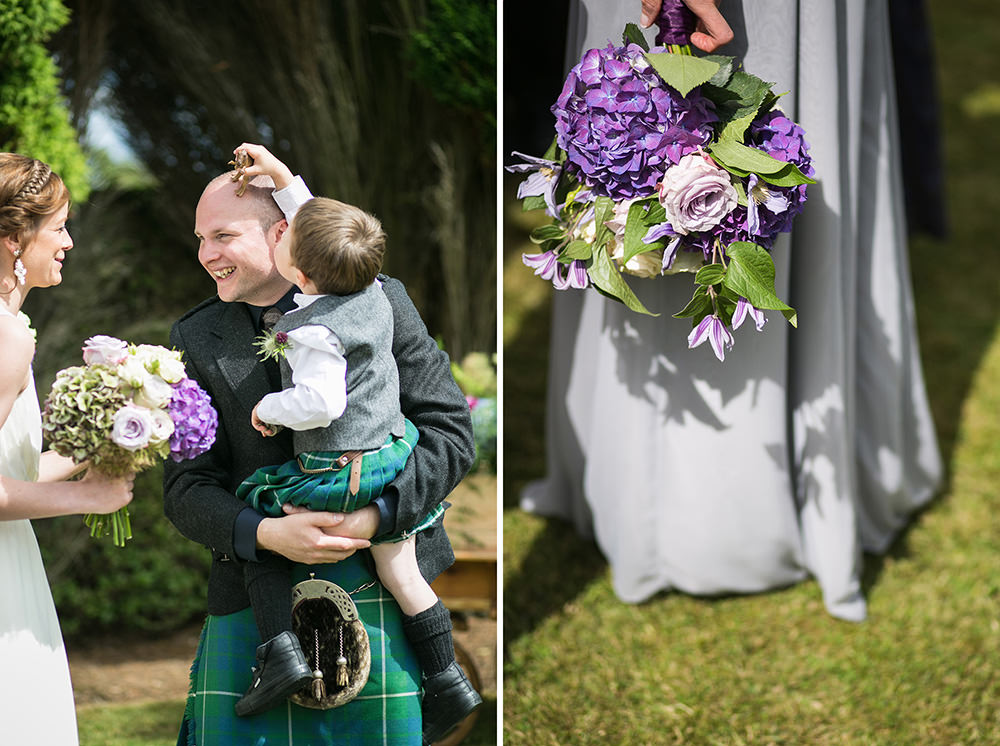 Dalduff Farm Wedding, Scotland | Lauren McGlynn