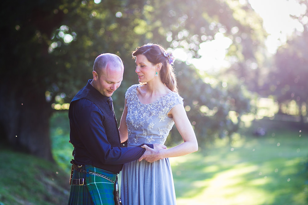 Dalduff Farm Wedding, Ayrshire | Lauren McGlynn