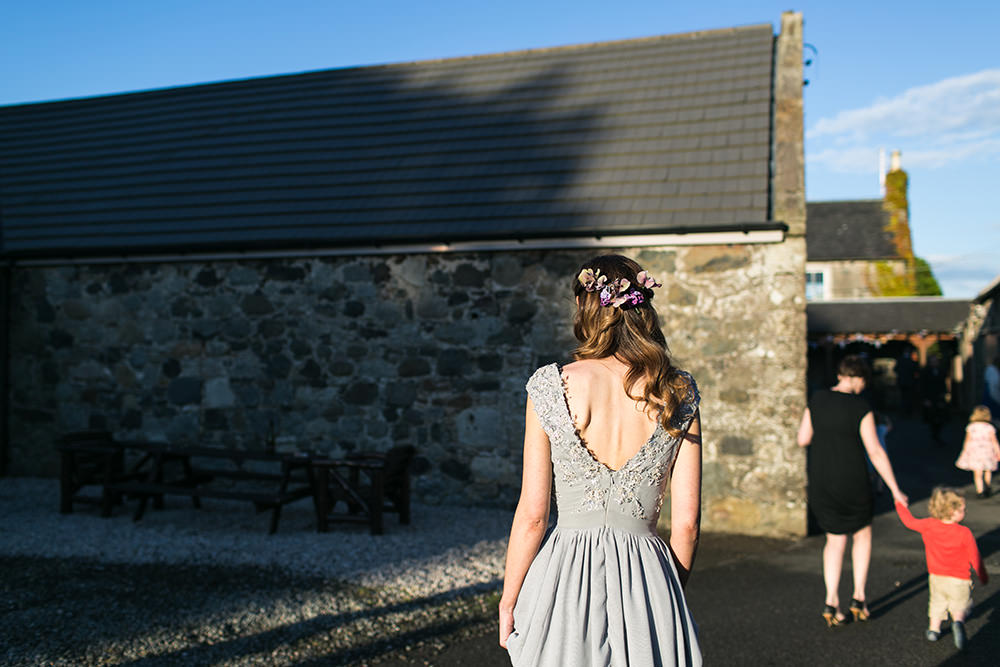 Sunny Wedding Scotland | Lauren McGlynn