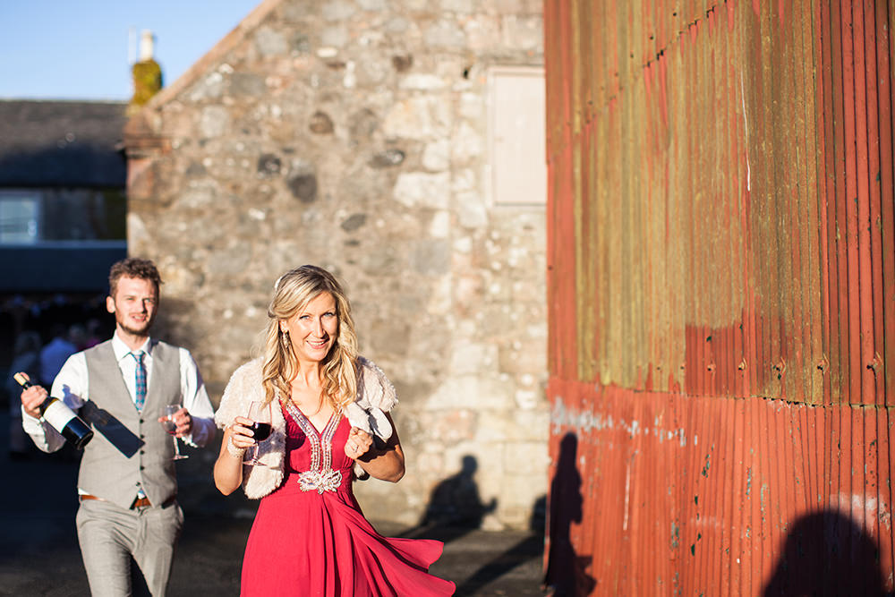 Dalduff Farm Wedding| Lauren McGlynn