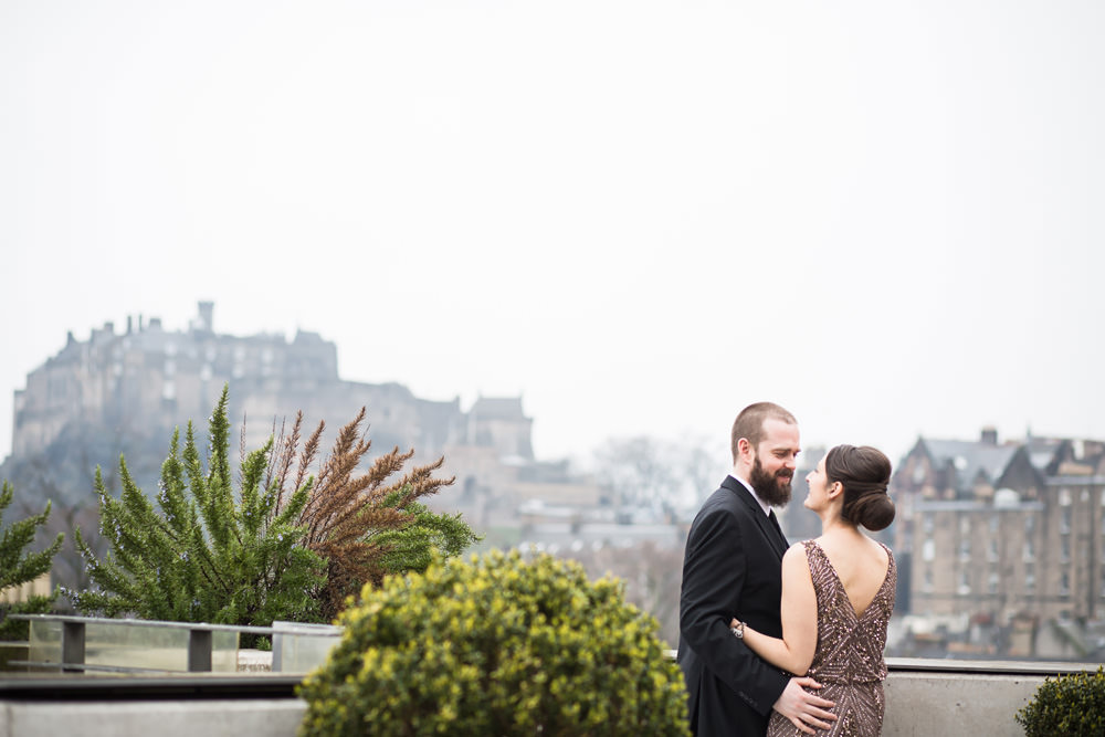 Scottish National Museum Wedding