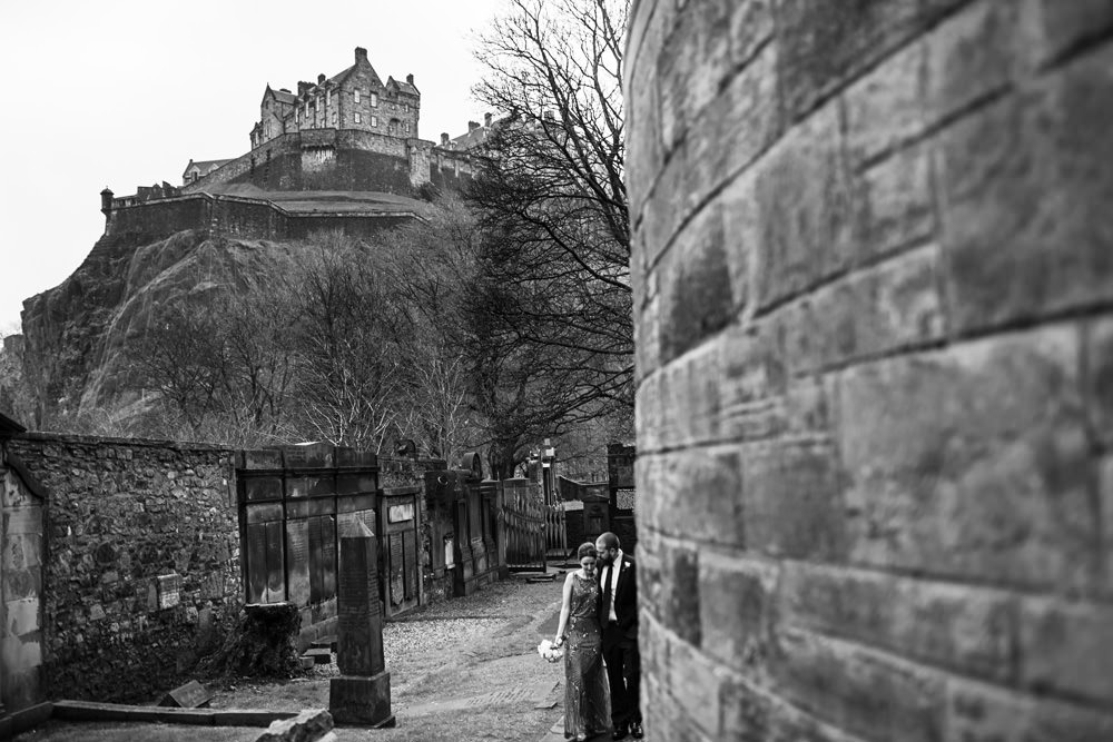 fine art wedding photography edinburgh