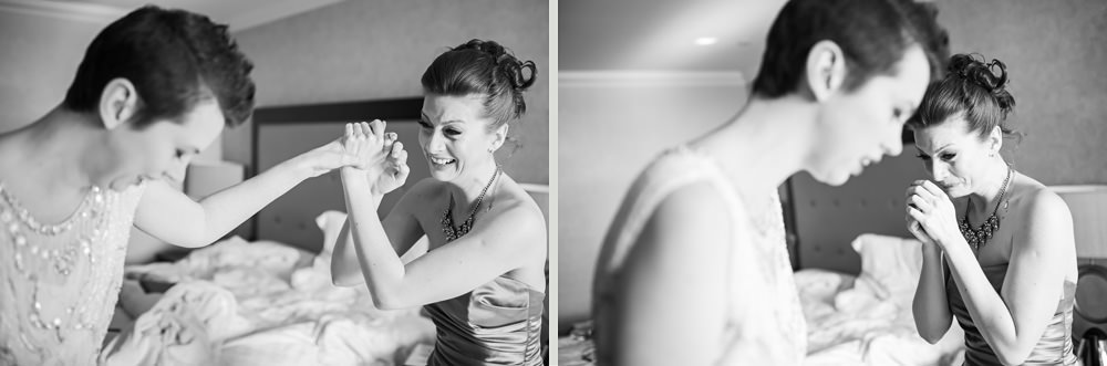 emotional wedding photography glasgow