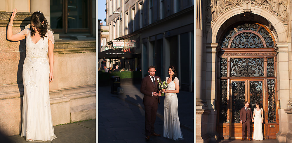 Fine Art Wedding photographer Glasgow