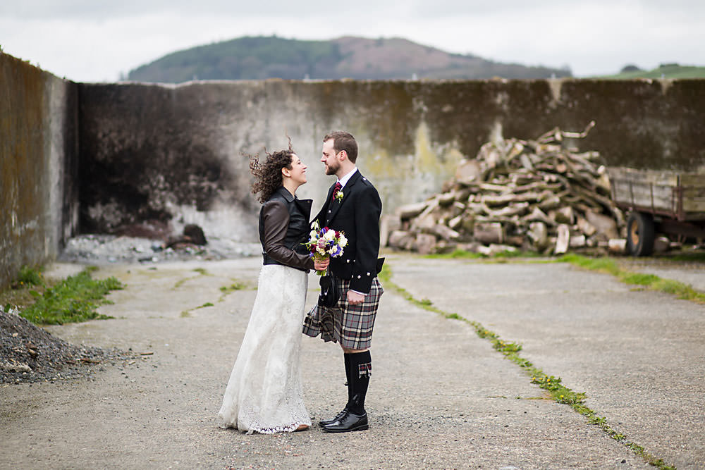 fine art wedding photographer ayrshire