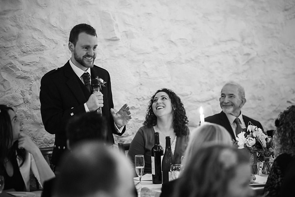 candid wedding photographer ayrshire