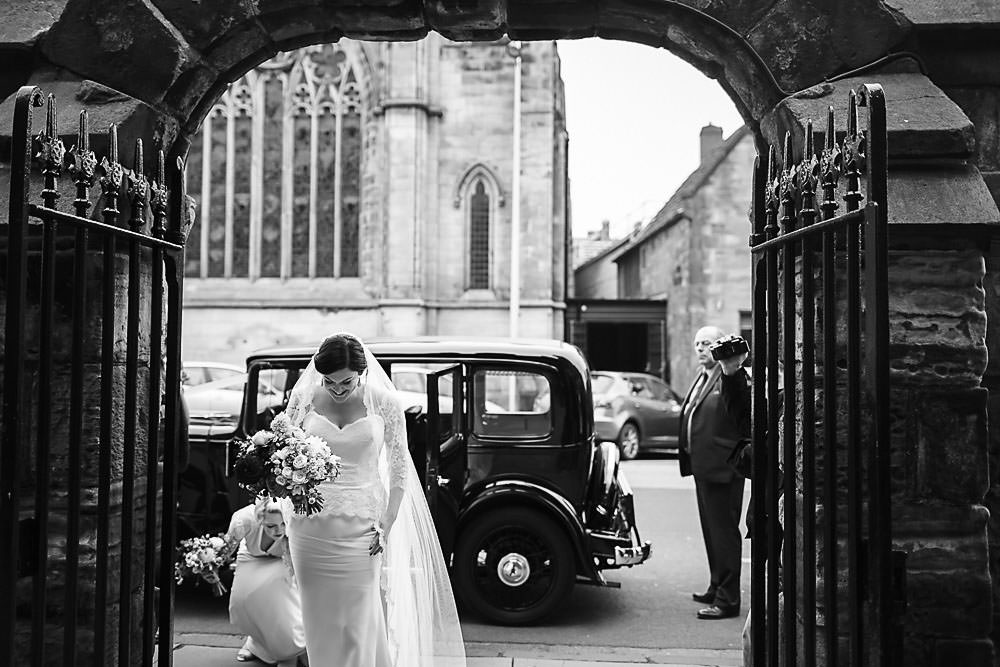 candid wedding photographer st andrews
