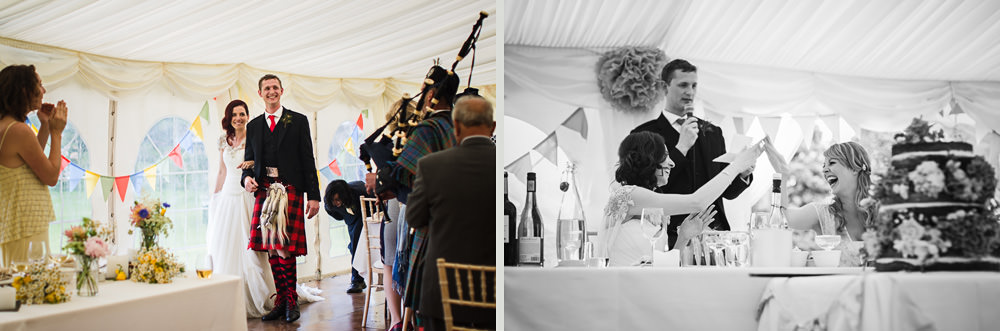 candid wedding photographer scotland