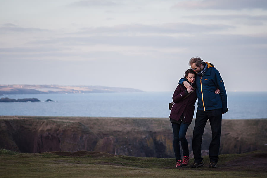dunnottar castle wedding