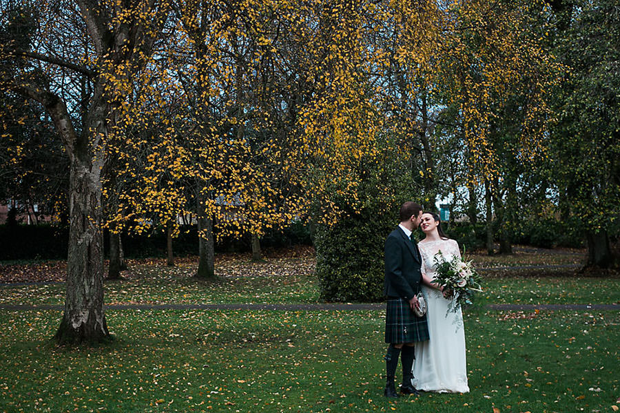 pollok sheilds burrogh hall wedding