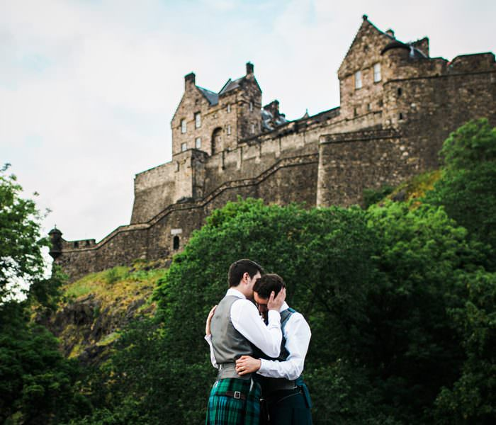 Timberyard Wedding || Candid Wedding Photographer Edinburgh || Daniel & John
