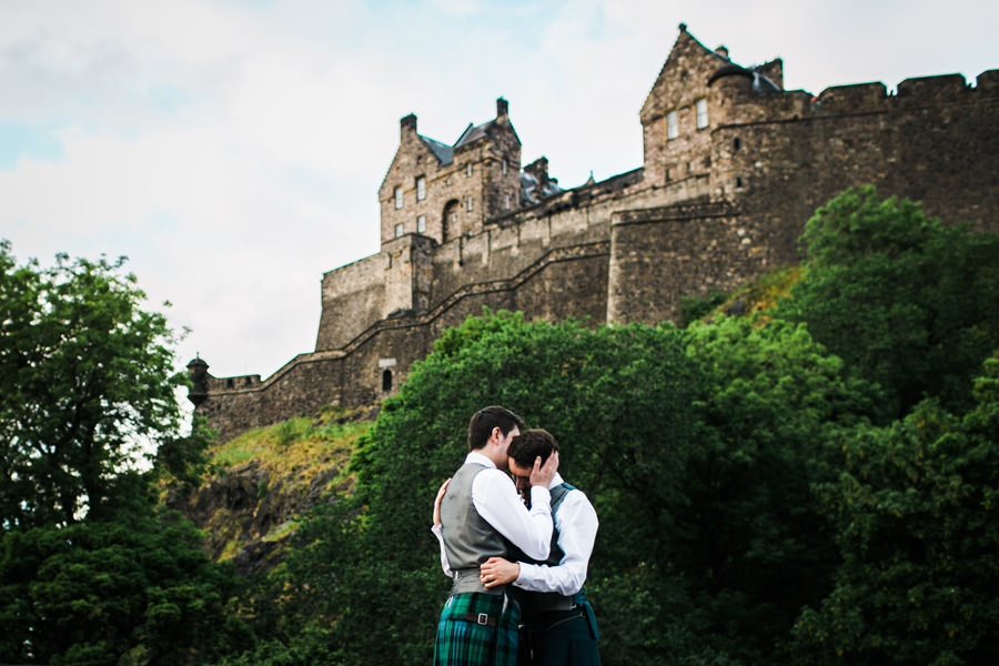Timberyard Edinburgh Wedding