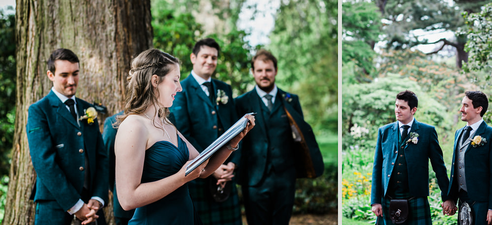 modern wedding photography scotland