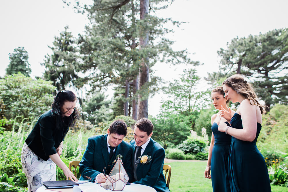 Alternative Wedding photography Edinburgh