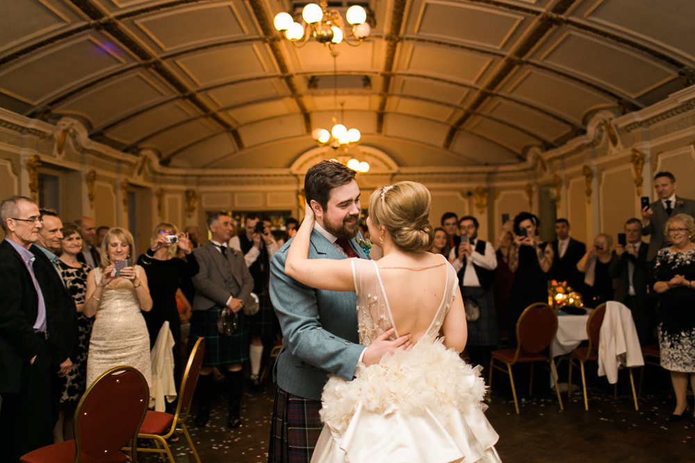 reportage style wedding photography scotland