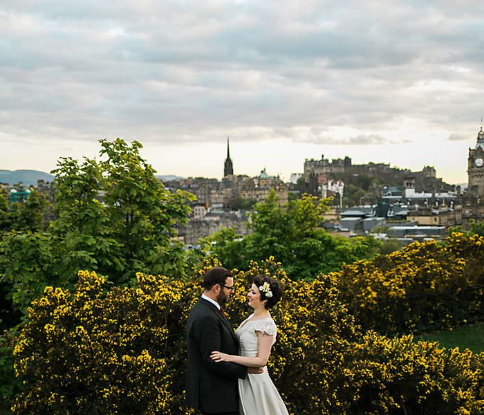 Royal College of Physicians Edinburgh Wedding || Alison & Dave: A Preview