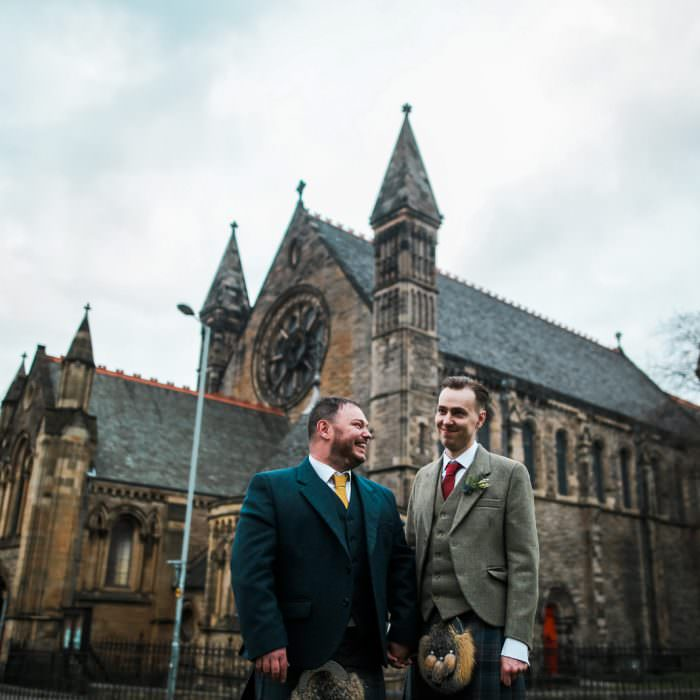 Mansfield Traquair Wedding || Candid Edinburgh Wedding Photographers || Martin & Charles
