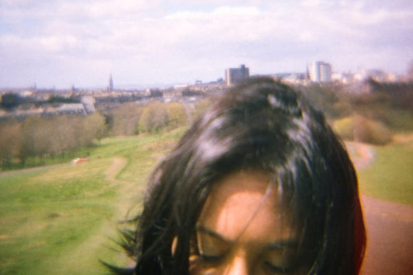 Happy Accidents ~ Rowena In Holyrood Park ~  Diana F+
