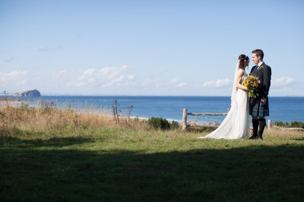 Morag & Ranald's Ravensheugh Log Cabin Wedding in North Berwick: A Preview