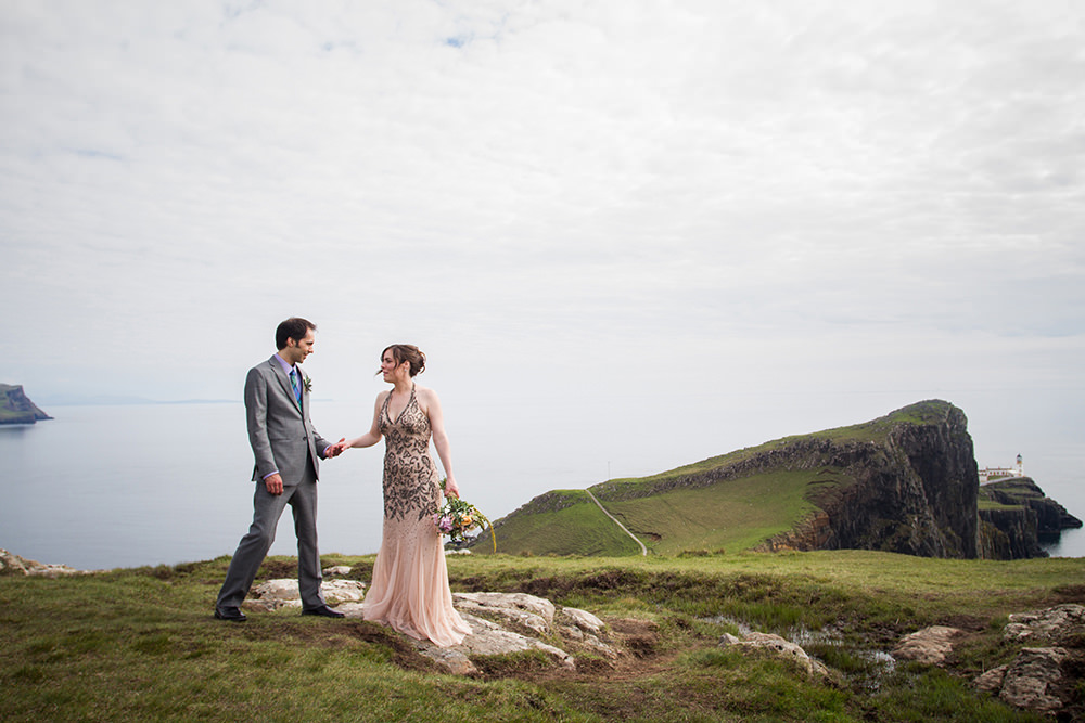 Isle of Skye Elopement | Lauren McGlynn Photography