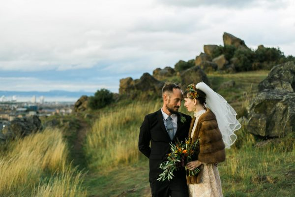 Edinburgh Elopement || Meghan & Ryan