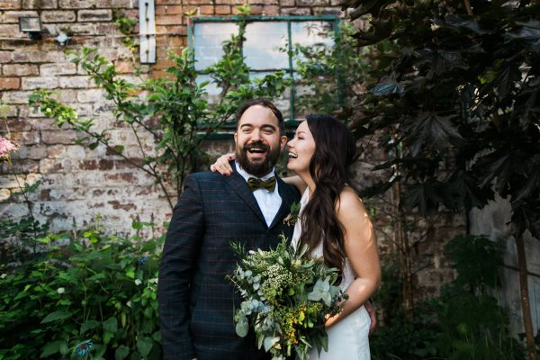 Earthy Wedding || Candid Edinburgh Wedding Photographers || Natalie & Mark