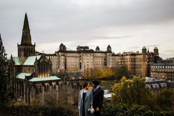 Glasgow Elopement || Ana & Joe