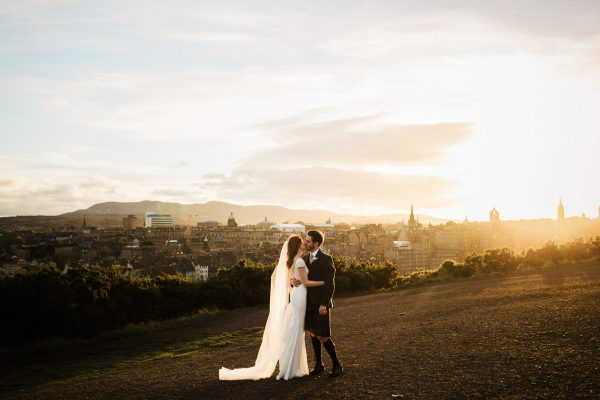 Balmoral Wedding || Candid Edinburgh Wedding Photographers || Sarah & Fraser