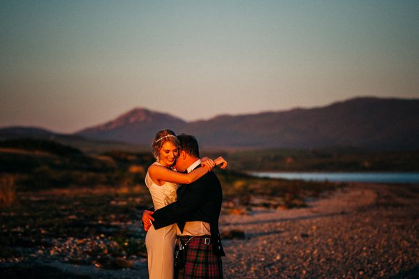 Islay House Wedding || Steffi & James